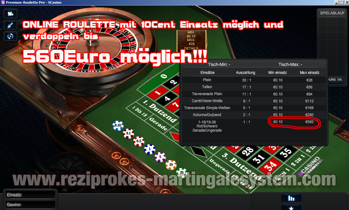 online casino strategie verdoppeln
