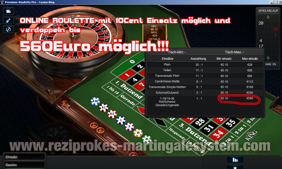 casino online 10 euro