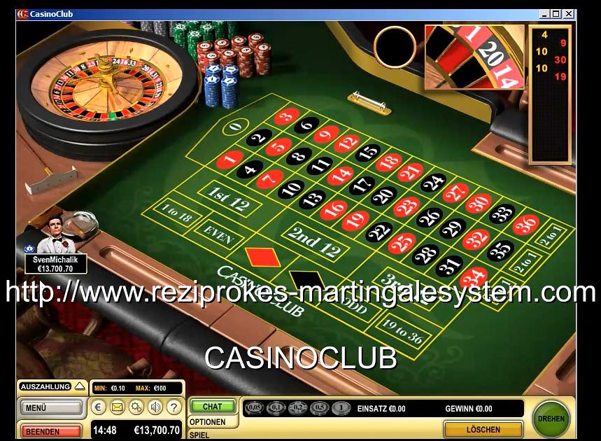 geld verdienen im casino
