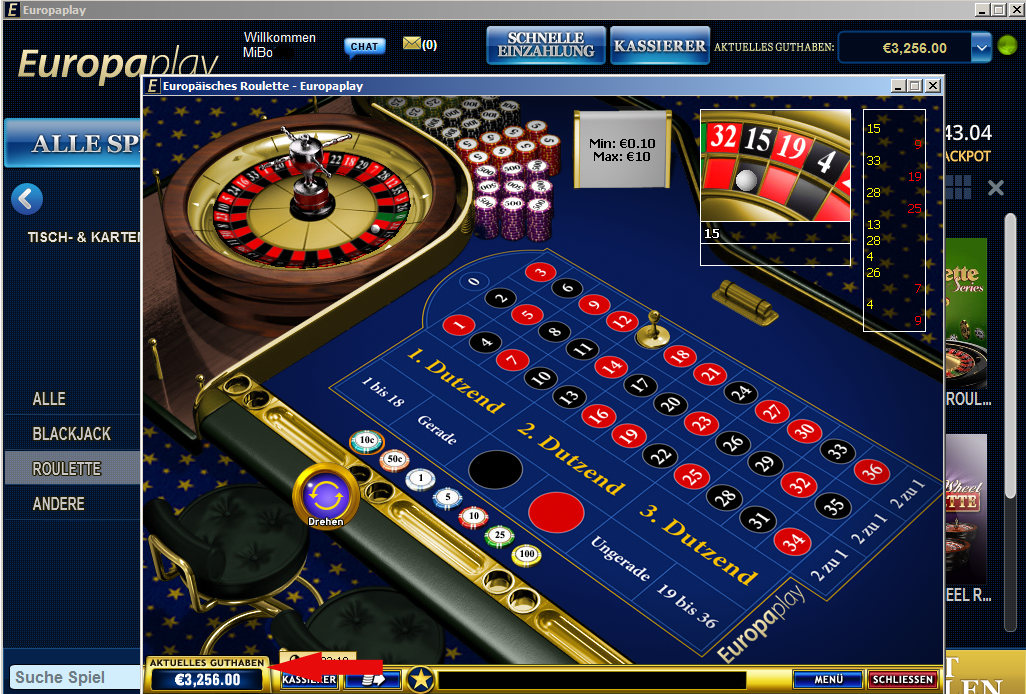 spielergewinne im online casino