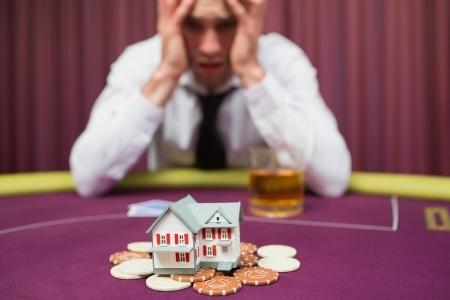 Spielsucht im Online Casino