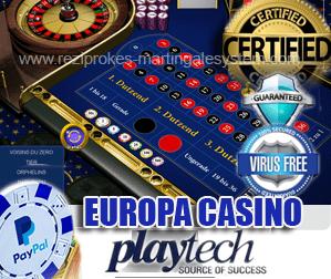 europa casino geld verdienen